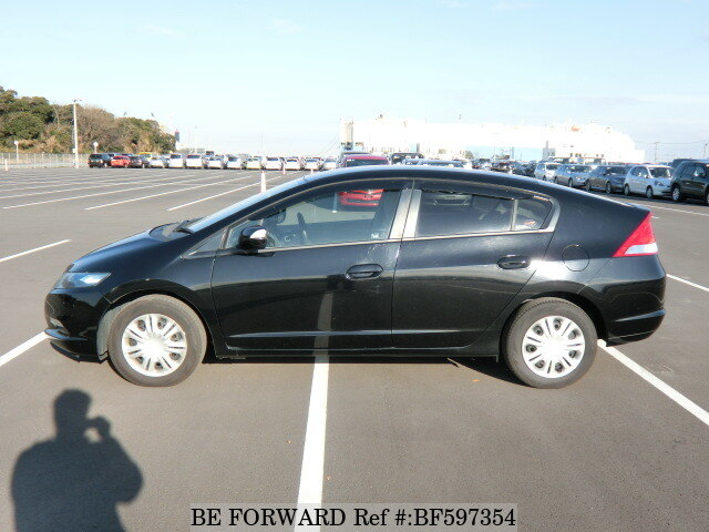 used 2010 honda insight l daa ze2 for sale bf597354 be. Black Bedroom Furniture Sets. Home Design Ideas