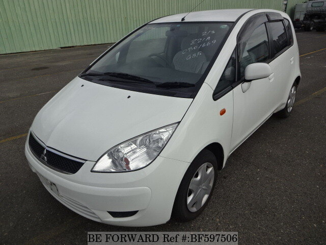 Used 2012 MITSUBISHI COLT BF597506 for Sale