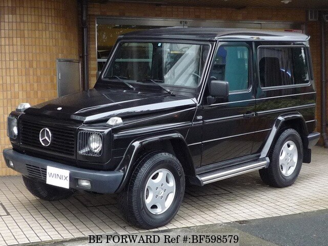 Used 1997 mercedes benz g class e 463230 for sale bf598579 for Mercedes benz jeep for sale