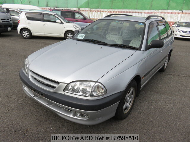 Used 1997 TOYOTA CALDINA BF598510 for Sale