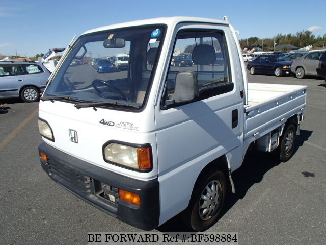 used 1990 honda acty truck m ha4 for sale bf598884 be forward. Black Bedroom Furniture Sets. Home Design Ideas