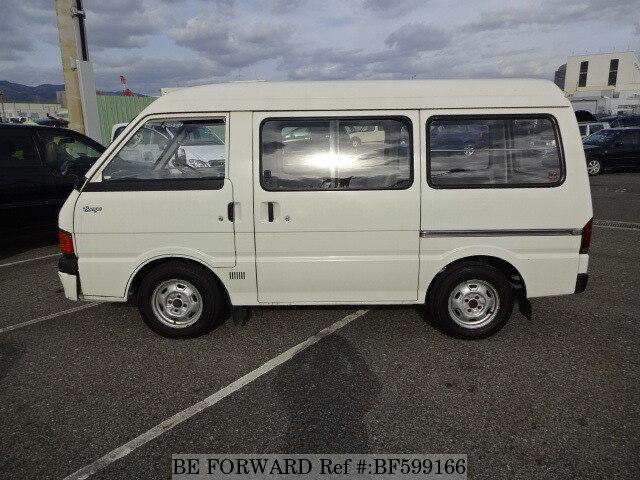 Used 1989 MAZDA BONGO VAN HIGHROOF/S-SSF8V for Sale ...
