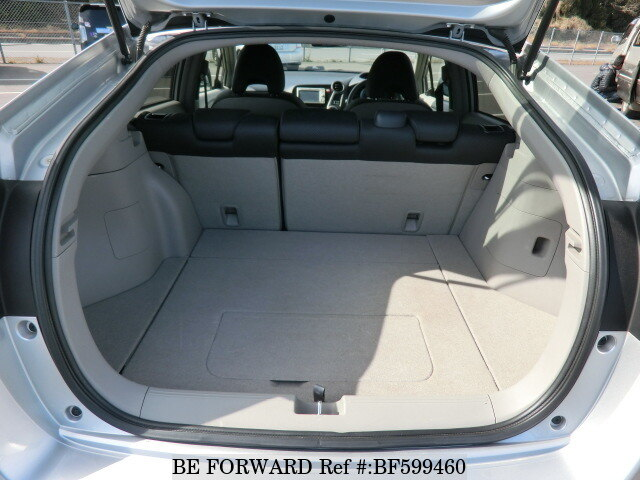used 2010 honda insight g daa ze2 for sale bf599460 be. Black Bedroom Furniture Sets. Home Design Ideas