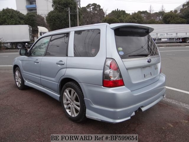 Used 2005 Subaru Forester Cross Sports 20icba Sg5 For Sale