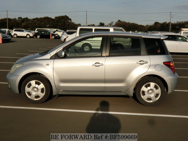 2002 toyota ist 1 5s l edition ua ncp61 d 39 occasion en 01794 area code