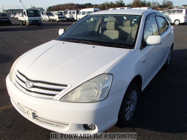 used 2003 toyota allion a15 g package ua nzt240 for sale bf599782 rh beforward jp Manuals in PDF Operators Manual