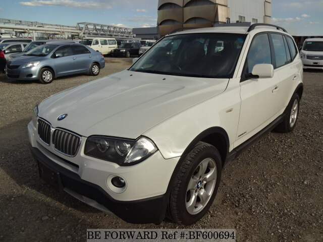 Used 2009 BMW X3 BF600694 For Sale Image