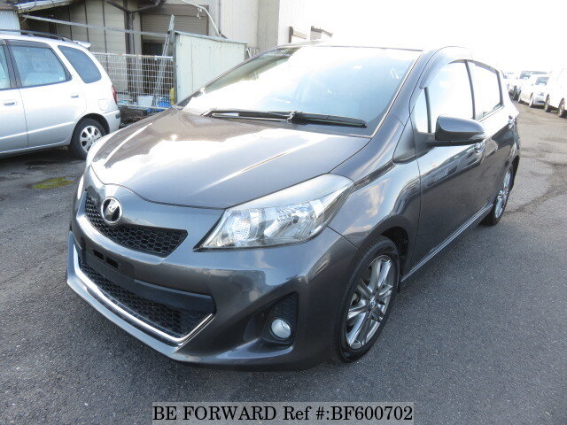 Used 2012 TOYOTA VITZ RS C PACKAGEDBANCP131 for Sale BF600702