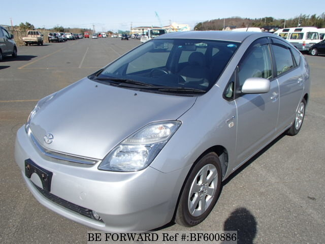 Used 2007 TOYOTA PRIUS BF600886 for Sale