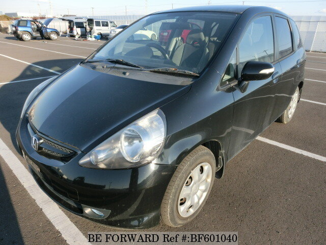 Used 2007 Honda Fit 13adba Gd1 For Sale Bf601040 Be Forward