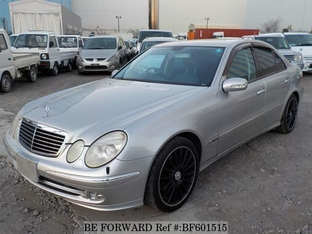used 2004 mercedes benz e class e320 avantgarde gh 211065c for sale bf601515 be forward. Black Bedroom Furniture Sets. Home Design Ideas