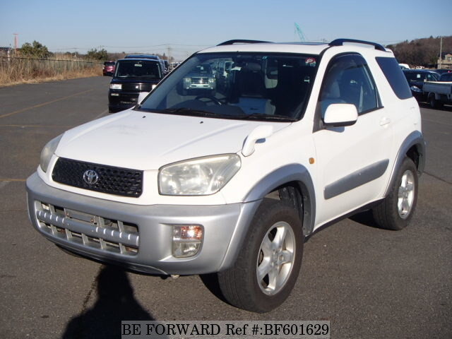 used 2001 toyota rav4 wide sports ta aca20w for sale bf601629 be forward. Black Bedroom Furniture Sets. Home Design Ideas