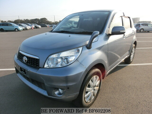 Used 2010 TOYOTA RUSH X/CBA-J210E for Sale BF602208 - BE FORWARD