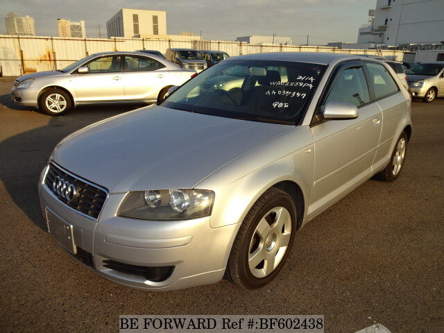 Used 2004 Audi A3 20 Fsigh 8paxw For Sale Bf602438 Be Forward