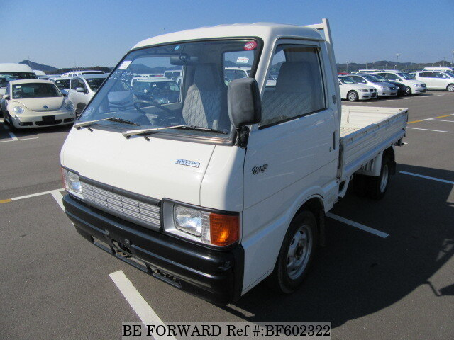 Used 1988 MAZDA BONGO TRUCK/L-SE48T for Sale BF602322 - BE ...