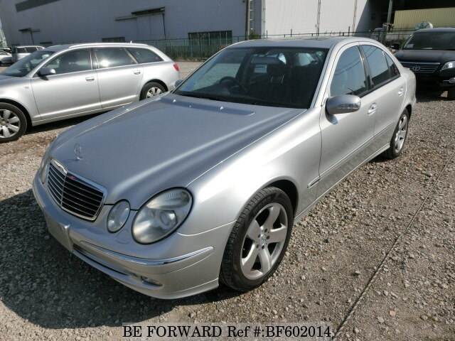 Used 2003 MERCEDES-BENZ E-CLASS BF602014 for Sale