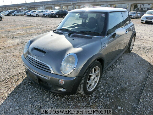 2004 Bmw Mini Cooper Sgh Re16 Usados à Venda No Japão Bf602016 Be