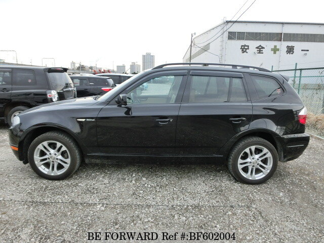 used 2008 bmw x3 3 0 si pc30 for sale bf602004 be forward. Black Bedroom Furniture Sets. Home Design Ideas