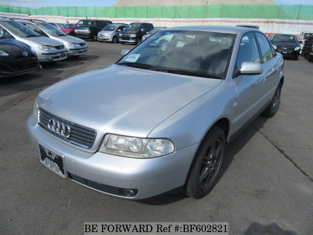 Used 2000 AUDI A4 2.4/GF-8DAPS for Sale BF602821 - BE FORWARD