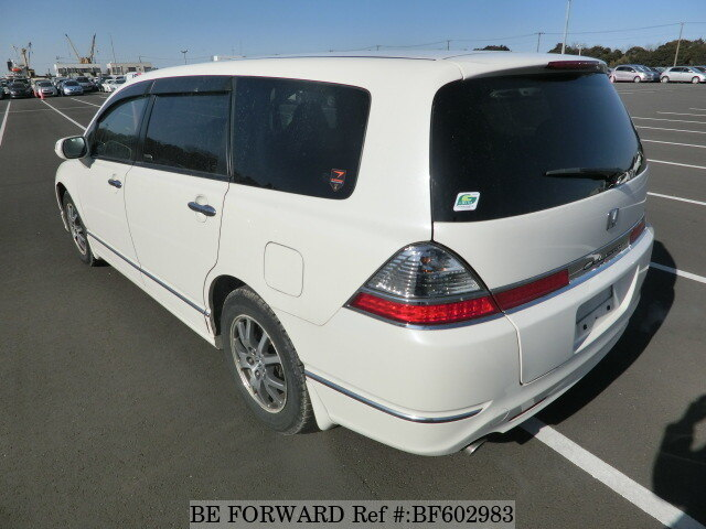 used 2008 honda odyssey dba rb1 for sale bf602983 be forward. Black Bedroom Furniture Sets. Home Design Ideas