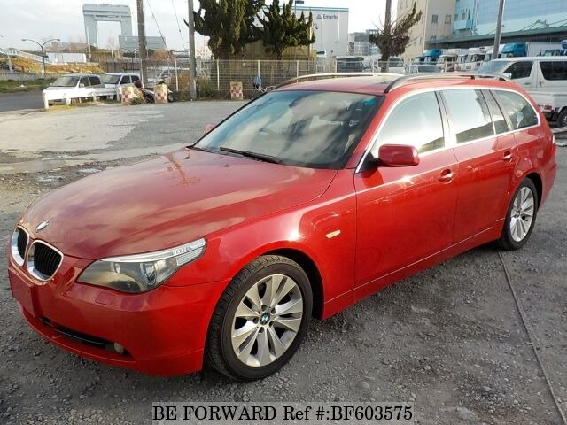 Used 2005 BMW 5 SERIES 525I TOURING HIGHLINE PACKAGE/GH-NG25 for ...