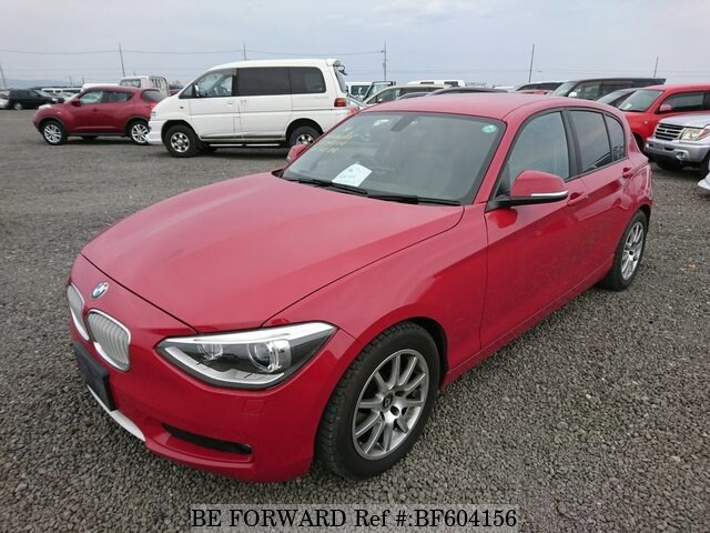 Used 2011 BMW 1 SERIES BF604156 for Sale