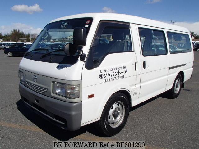 Used 2010 MAZDA BONGO BRAWNY VAN LONG DX/ABF-SKE6V for ...