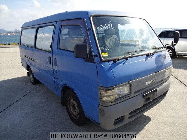 Used 1998 MAZDA BONGO BRAWNY VAN/KC-SR5AV for Sale ...
