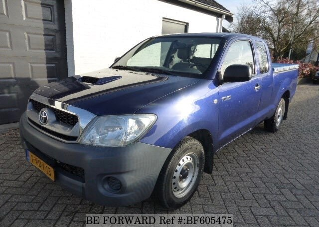 Used 2009 Toyota Hilux For Sale Bf605475 Be Forward