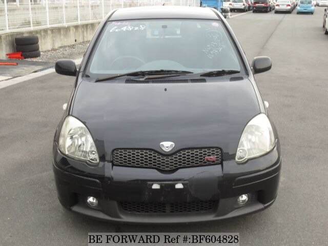 Used 2004 TOYOTA VITZ 15RSCBANCP13 for Sale BF604828  BE FORWARD