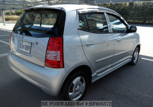 Used 2005 Kia Morning  Picanto  Lx For Sale Bf605572
