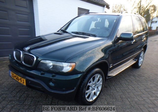 Used 2000 BMW X5 BF606624 for Sale