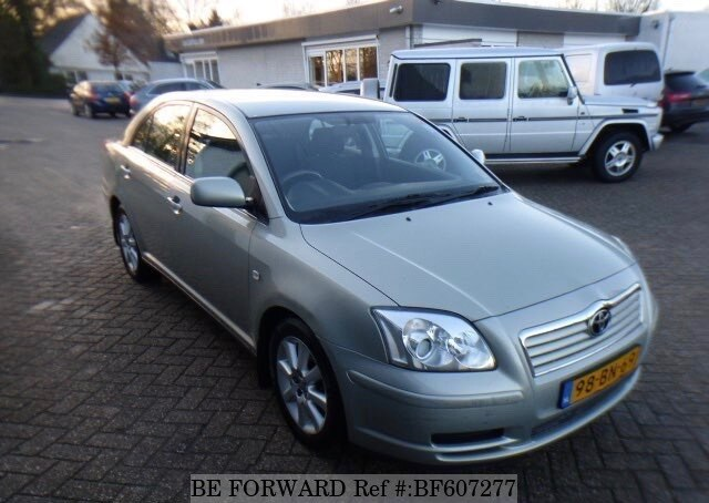 2004 toyota avensis 1 8 d 39 occasion en promotion bf607277 be forward. Black Bedroom Furniture Sets. Home Design Ideas