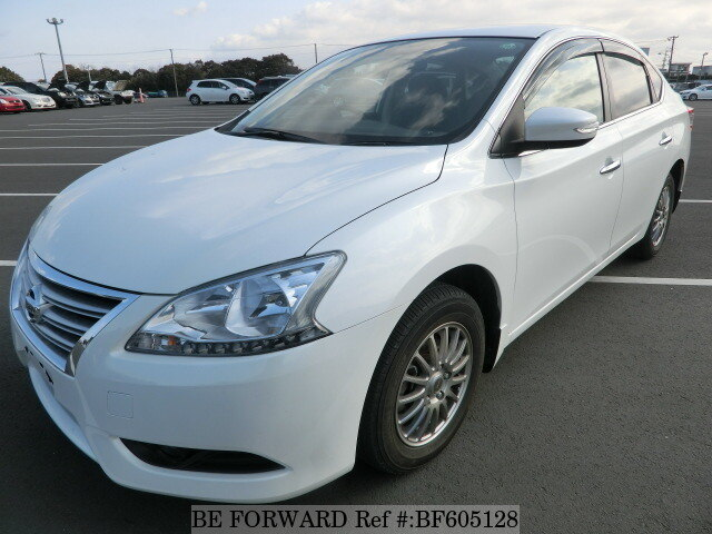 Used 2013 NISSAN SYLPHY BF605128 for Sale
