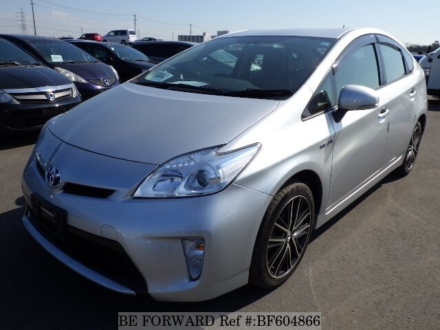 Used 2012 TOYOTA PRIUS BF604866 for Sale