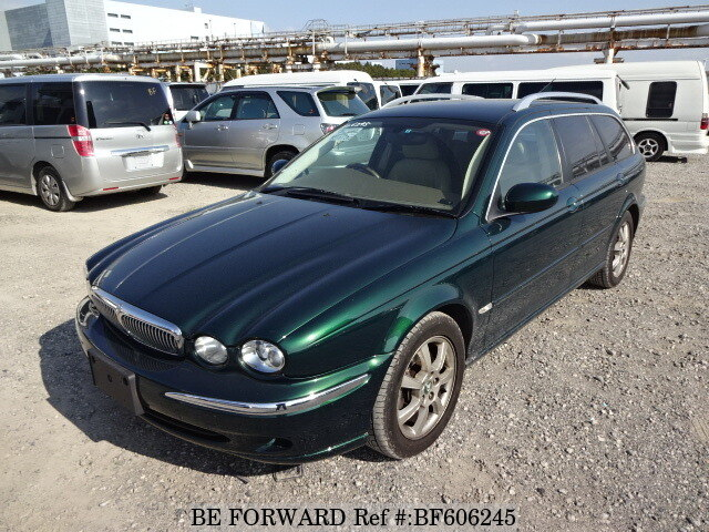 Used 2006 JAGUAR X TYPE BF606245 For Sale
