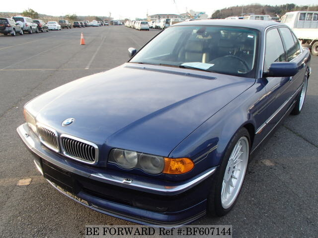1996 bmw alpina b12 5 7 switch tronic e rd3 d 39 occasion en promotion bf607144 be forward. Black Bedroom Furniture Sets. Home Design Ideas