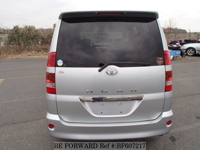 Used 2001 toyota noahta azr60g for sale bf607217 be forward used 2001 toyota noah bf607217 for sale image fandeluxe Image collections