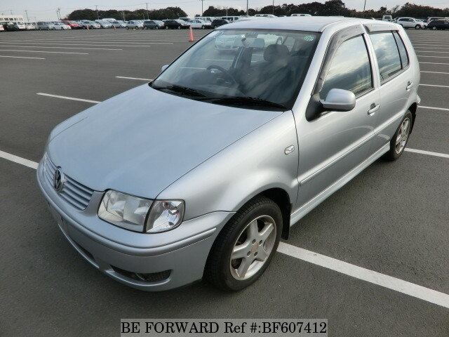 Used 2001 VOLKSWAGEN POLO/GF-6NAHW for Sale BF607412 - BE FORWARD
