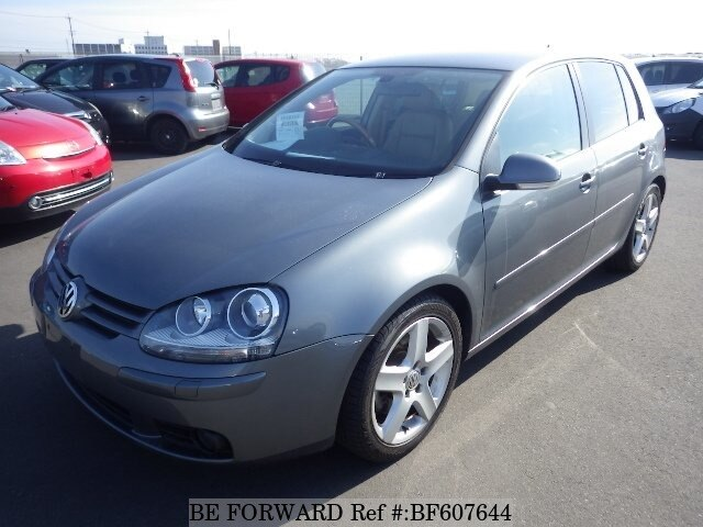 Used 2006 Volkswagen Golf Gtx Gh 1kaxx For Sale Bf607644 Be Forward
