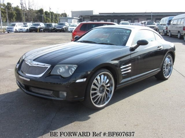 Used 2003 CHRYSLER CROSSFIRE BF607637 For Sale