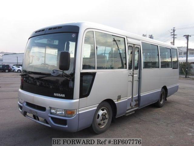 Used 2002 NISSAN CIVILIAN BUS BF607776 for Sale
