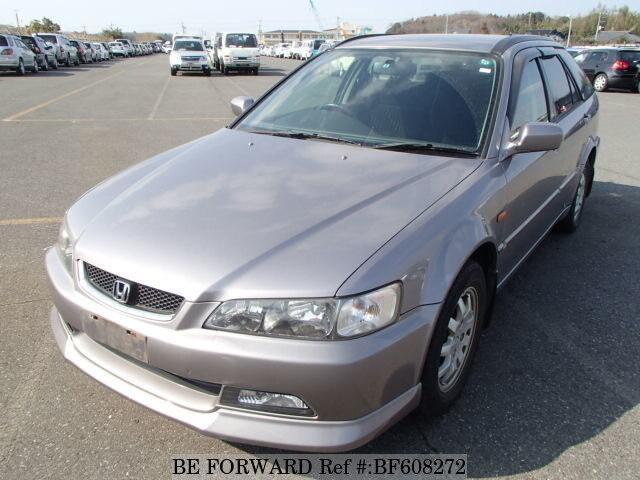 2001 honda accord wagon