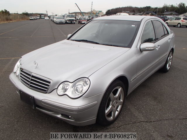 Used 2002 mercedes benz c class c240 gf 203061 for sale for 2002 mercedes benz c240 parts