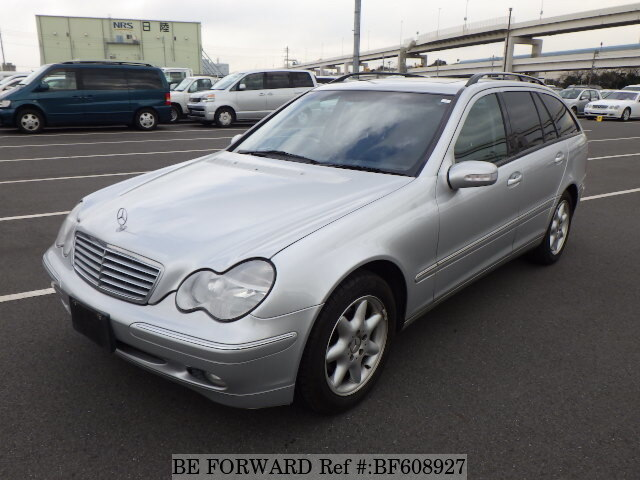 Used 2002 mercedes benz c class c240 station wagongf 203261 for used 2002 mercedes benz c class bf608927 for sale fandeluxe Gallery