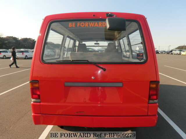Used 1990 MAZDA BONGO VAN/T-SS88M for Sale BF609279 - BE ...