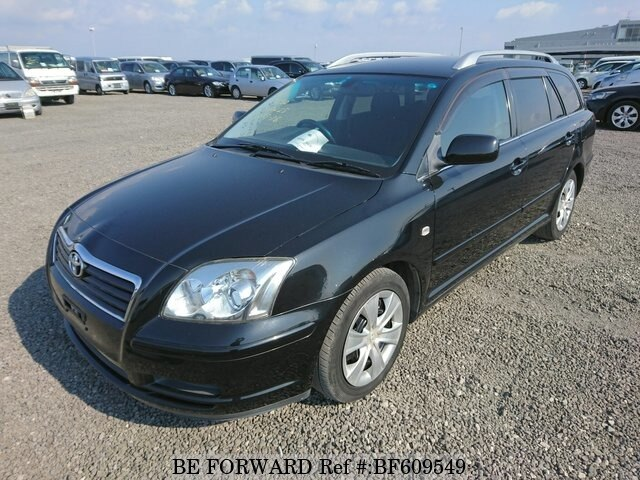 Used 2004 TMUK AVENSIS WAGON BF609549 for Sale