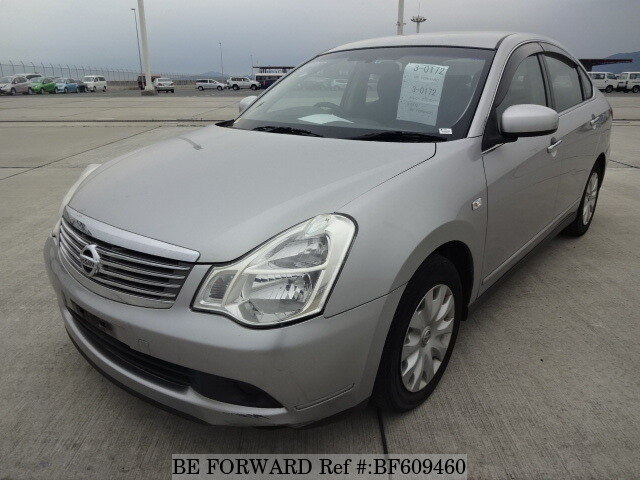 Used 2008 NISSAN BLUEBIRD SYLPHY BF609460 for Sale