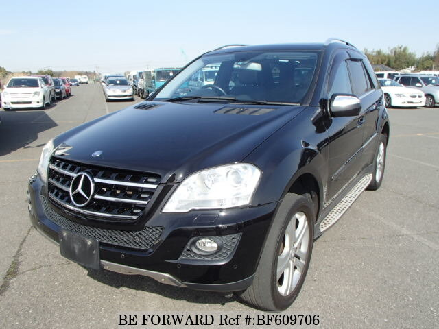Used 2009 MERCEDES-BENZ M-CLASS BF609706 for Sale