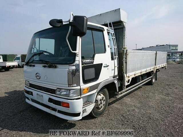 Used 1997 HINO RANGER BF609996 for Sale